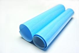 Glitter Pearl NEON Blue - G0027