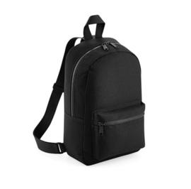 Mini Essential Fashion Rugzak - Black
