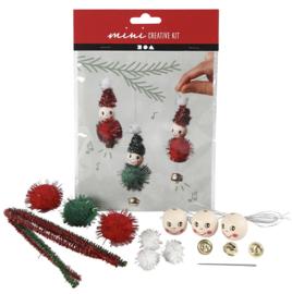 Creative Mini Kit, Hangende Decoraties Van Elfen