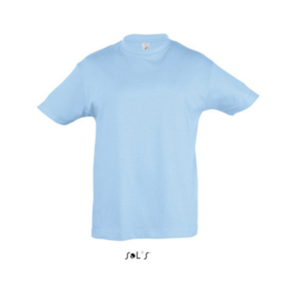 Kids T-shirt - Sky Blue