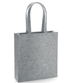 Felt Shopper rechthoekig - Grey Melange