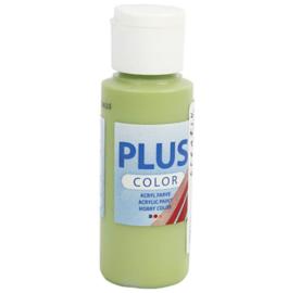 Plus Color acrylverf - Leaf Green / 60 ml
