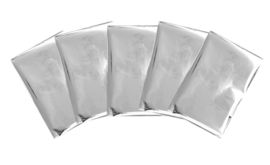 Foil Quill Foil Sheets - Silver Swan (30st)