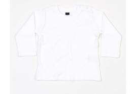 Longsleeve BB - White