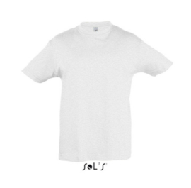 Kids T-shirt - Ash (Heather)