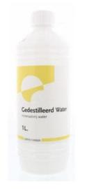 Gedestileerd water 1L