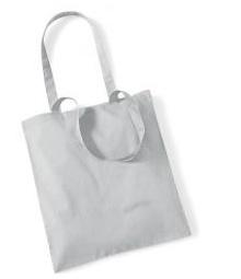 Katoenen Draagtas - Light Grey