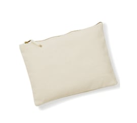 Canvas Accessory Case - Natural - L