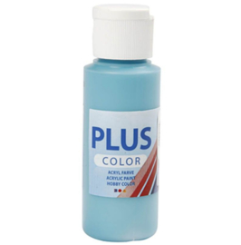 Plus Color acrylverf - Turquoise / 60 ml