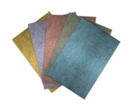 Flexfolie Leather Blue
