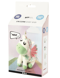 Unicorn - Baby Bibi DIY