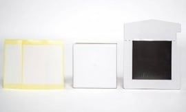 Mint Stempelset (1 stempel met blokje)