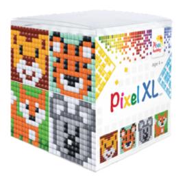 Pixel XL Kubus - Wilde Dieren