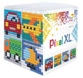 Pixel XL Kubus - Voertuigen