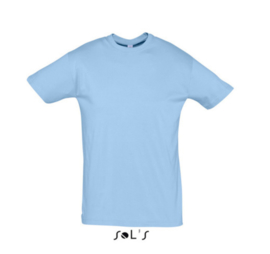Men T-shirt - Sky Blue