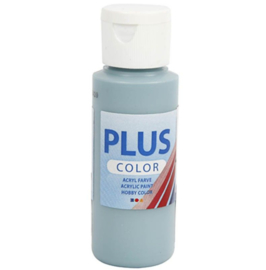 Plus Color acrylverf - Dusty Blue / 60 ml