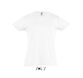 Girls T-shirt - White