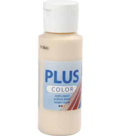Plus Color acrylverf - Fleshtone Light  / 60 ml
