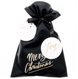 Present Bag - Merry Christmas - Groot
