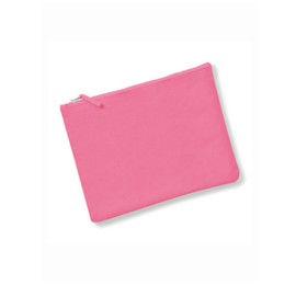 Canvas Accessory Case - True Pink - XS