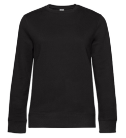 Queen Sweater - Black Pure