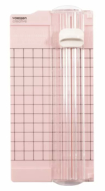 Mini paper cutter - PINK