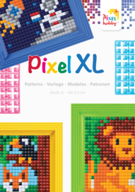 Patronenboekje Pixel Xl Grote Basisplaat