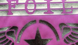 Silver Foil Flex - FO0021