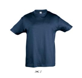 Kids T-shirt - Denim