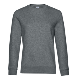 Queen Sweater - Heather Mid Grey