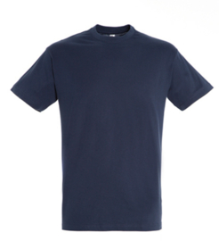 Men T-shirt - French Navy