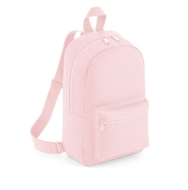 Mini Essential Fashion Rugzak - Powder Pink
