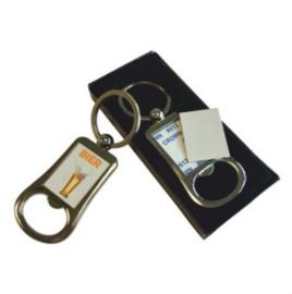 Sublimatie - Metal Key Ring Bottle Opener