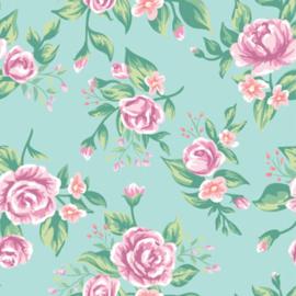 Siser Easy Pattern - Vintage Rose (30cmx50cm) + TTD