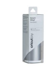 Cricut Smart Vinyl Permanent Silver JOY