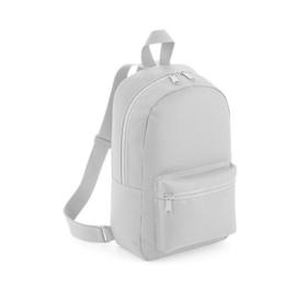 Mini Essential Fashion Rugzak - Light Grey