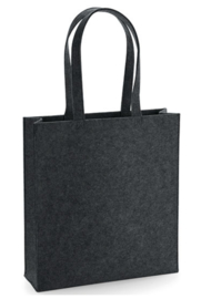 Felt Shopper rechthoekig - Charcoal