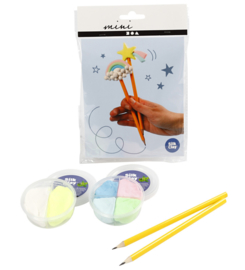 Mini Creative Kit - Potlood-fun