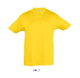 Kids T-shirt - Gold