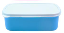 Sublimatie - Lunch Box / blue