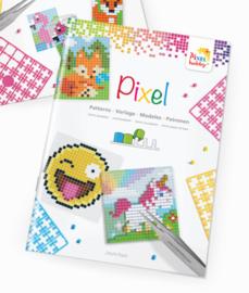 Patronenboekje Pixel Kleine Basisplaat