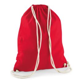 Turnzak katoen - Classic Red