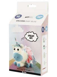 Unicorn - Baby Blue DIY