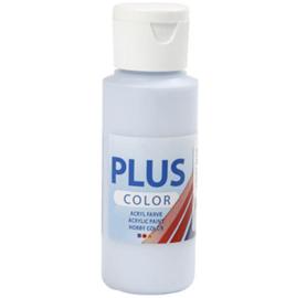 Plus Color acrylverf - Light Blue / 60 ml (2+1)