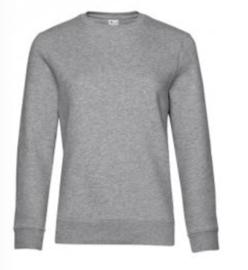 Queen Sweater - Heather Grey