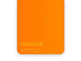 Acrylic Orange 3mm