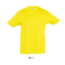 Kids T-shirt - Lemon