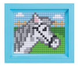 Geschenkverpakking Pixel XL - Paard