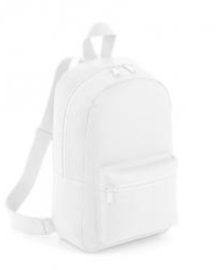 Mini Essential Fashion Rugzak - White