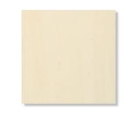 Houten kaart vierkant 10x10cm